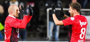 Teaser-Bild für Beitrag «Jubiläum für Olivier Jäckle – 200 Spiele im FCA-Trikot»