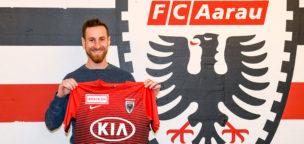 Teaser-Bild für Beitrag «Abwehrspieler Thiesson wechselt zum FC Aarau»