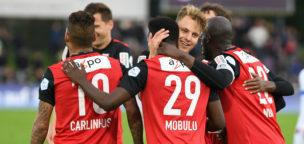 Teaser-Bild für Beitrag «Die Bilanz unserer Spieler: Einsätze, Tore und Karten»