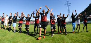 Teaser-Bild für Beitrag «Lockerer Cup-Auftakt beim Emmentaler Fussballfest»
