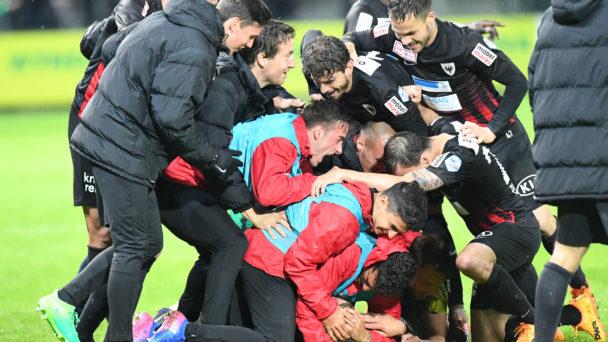 Video-Cover: FC Aarau Challenge-League-Saison 2016/17