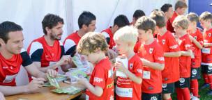 Teaser-Bild für Beitrag «Anmeldung für das FCA-Juniorencamp»