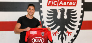 Teaser-Bild für Beitrag «Kevin Spadanuda kommt zum FC Aarau zurück»