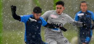 Teaser-Bild für Beitrag «Dreifaches Comeback und sieben Treffer im Schnee»
