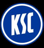 Wappen des KSC (Karlsruher SC)