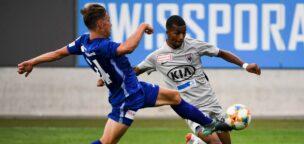Teaser-Bild für Beitrag «Noah Lüscher-Boakye zurück zum FC Aarau»
