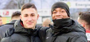 Teaser-Bild für Beitrag «Aufregende Tage für Youngster Stevan Lujic»