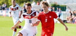 Teaser-Bild für Beitrag «Marco Thaler mit Aufgebot für U21-EM-Qualifikation»
