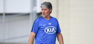 Teaser-Bild für Beitrag «Assistenztrainer Walker verlässt den FC Aarau»