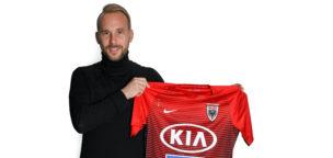 Teaser-Bild für Beitrag «Markus Neumayr wechselt per sofort zum FC Aarau»