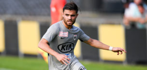 Teaser-Bild für Beitrag «Fillion und Liechti wechseln auf Leihbasis zum FC Aarau»