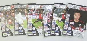 Teaser-Bild für Beitrag «Unsere Matchzeitung als Abonnement in der Post»
