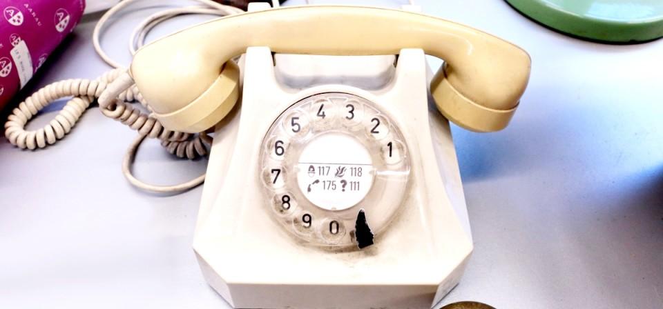 Telefon (Symbolbild)