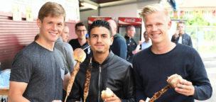 Teaser-Bild für Beitrag «Saisoneröffnung mit dem «Meet&Grill» der 2010er»