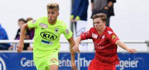 Teaser-Bild für Beitrag «Vertrag mit Damir Mehidic um eine Saison verlängert»
