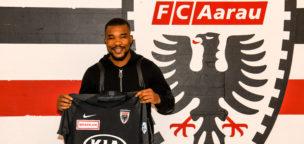 Teaser-Bild für Beitrag «Der FC Aarau verstärkt sich mit Geoffroy Serey Dié»