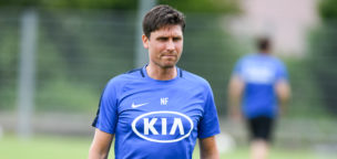 Teaser-Bild für Beitrag «Norbert Fischer wird neuer FCA-Konditionstrainer»