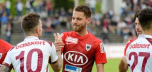 Teaser-Bild für Beitrag «Olivier Jäckle unterzeichnet neuen Zwei-Jahres-Vertrag»