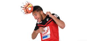 Teaser-Bild für Beitrag «Miguel Peralta verlängert seinen Vertrag bis 2020»