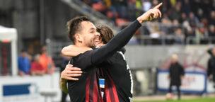 Teaser-Bild für Beitrag «Drei Spiele, fünf Treffer: Rossini auf Rekordjagd»