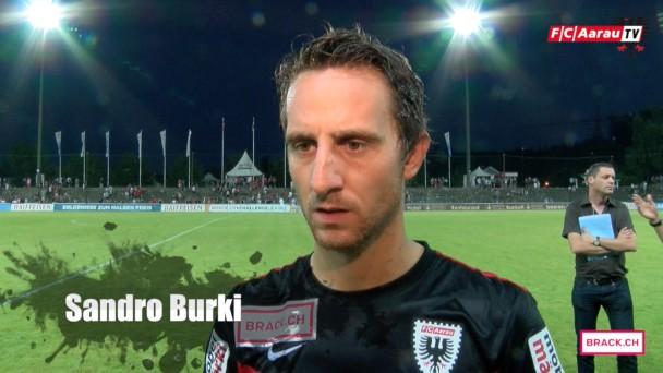 Video-Cover: Stimmen zum Spiel: FC Aarau - FC Wohlen 1:1 (20.07.2015)