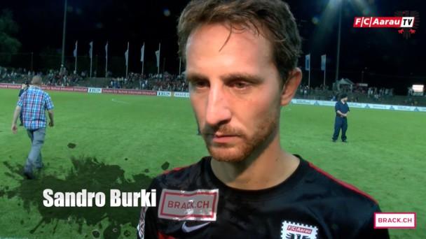 Video-Cover: Stimmen zum Spiel: FC Aarau - FC Winterthur 1:2 (13.08.2015)