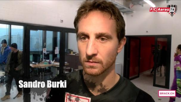 Video-Cover: Stimmen zum Spiel: FC Biel - FC Aarau 3:1 (01.11.2015)