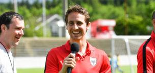 Teaser-Bild für Beitrag «Sandro Burki wurde zum «besten Spieler» gekürt»