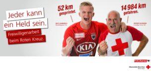 Teaser-Bild für Beitrag «FC Aarau und SRK mit gemeinsamer Kampagne»