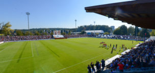 Teaser-Bild f&uuml;r Beitrag &laquo;Erster «NAB Family Day» <br>im Stadion Brügglifeld&raquo;