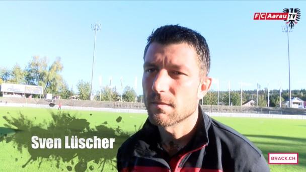 Video-Cover: Stimmen zum Spiel: FC Aarau - FC Wil 1:1 (04.10.2015)