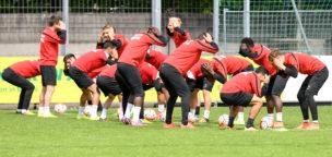 Teaser-Bild für Beitrag «Fanionteam misst sich mit Aargauer Allstar-Auswahl»