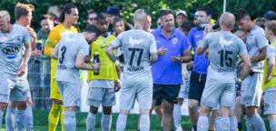 Teaser-Bild für Beitrag «Doppelte Niederlage beim Aarauer Testspielauftakt»