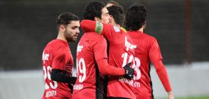 Teaser-Bild für Beitrag «Vier FCA-Tore zum Auftakt der Länderspielpause»