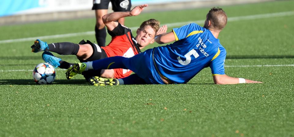 Marco Thaler fällt aufgrund einer Fussverletzung mehrere Wochen aus