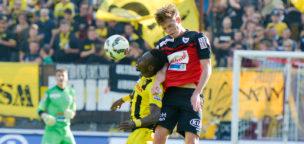Teaser-Bild für Beitrag «Aarauer Testspiel gegen den Schweizer Meister»