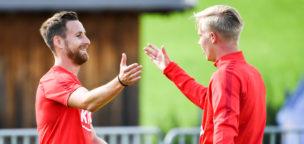 Teaser-Bild für Beitrag «Jérôme Thiesson: Immer im Dienst der Mannschaft»