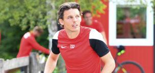 Teaser-Bild für Beitrag «Pascal Thrier verstärkt Aarauer Defensive»