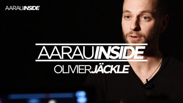 Video-Cover: #AarauInside: Olivier Jäckle