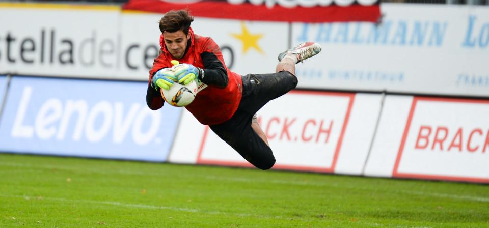Torhüter Ulisse wechselt leihweise zum FC Chiasso