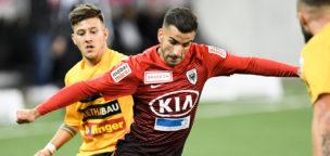 Teaser-Bild für Beitrag «Tasar bleibt beim FC Aarau – neuer Vertrag bis 2020»