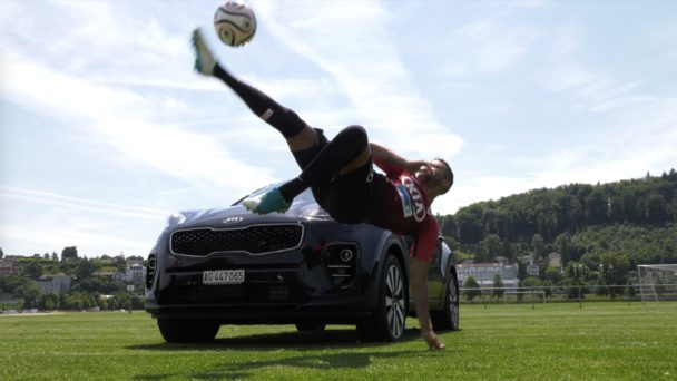 Video-Cover: Promotionsvideo: KIA Motors Schweiz